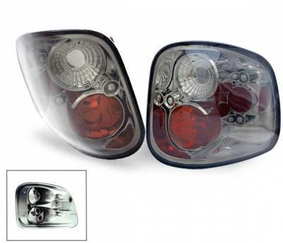 4CarOption - Ford F150 4CarOption Altezza Taillights - XT-TLZ-F1509700F3S-6