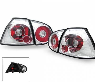 4CarOption - Volkswagen Golf 4CarOption Altezza Taillights - XT-TLZ-GOLF50507-6
