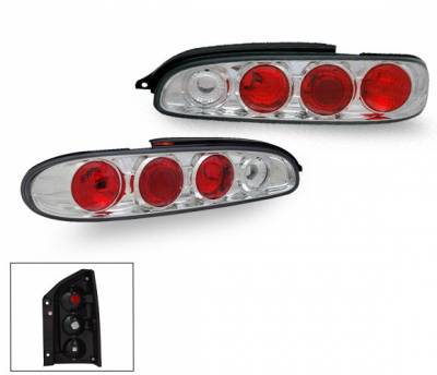 4CarOption - Mazda MX6 4CarOption Altezza Taillights - XT-TLZ-MX69297-6