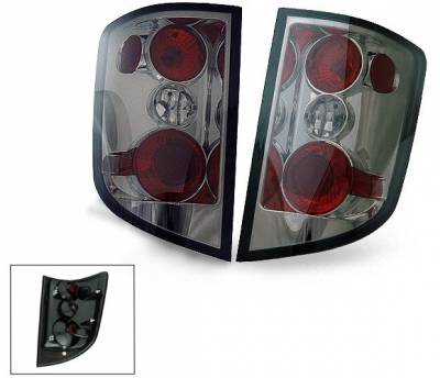 4CarOption - Honda Ridgeline 4CarOption Altezza Taillights - XT-TLZ-RGL0506SM-6