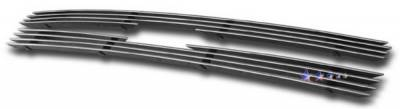 APS - Hyundai Tucson APS Billet Grille - Upper - Aluminum - Y66454A