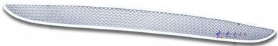 APS - Mercedes-Benz S Class APS Wire Mesh Grille - Bumper - Stainless Steel - Z75519T
