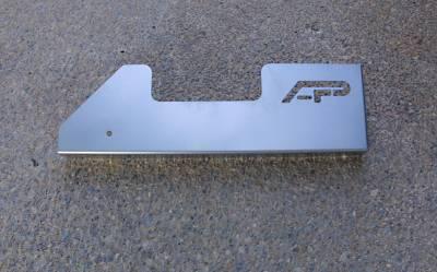Agency Power - Subaru WRX Agency Power Aluminum Alternator Cover