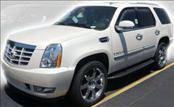 AVS - Cadillac Escalade AVS Seamless Ventvisor Deflector - Smoke - 4PC