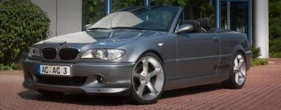 AC Schnitzer - Front Spoiler Add-On