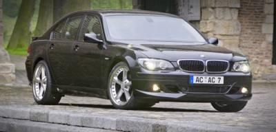 AC Schnitzer - BMW 7-Series Long Wheel Base Aero Kit