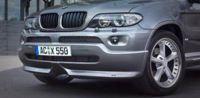 AC Schnitzer - X5 Front and Rear Lips