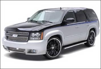 ATS Design - Chevrolet Suburban ATS Fender Flares