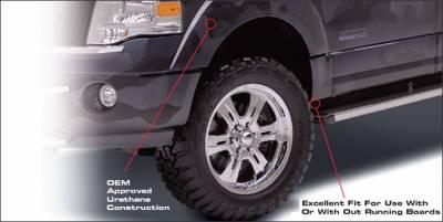 ATS Design - Chevrolet Tahoe ATS Fender Flares