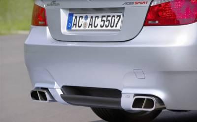 AC Schnitzer - Carbon Fiber Rear Diffusor