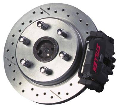 AP Racing - AP Racing Rear Brake Disc Converter Kit
