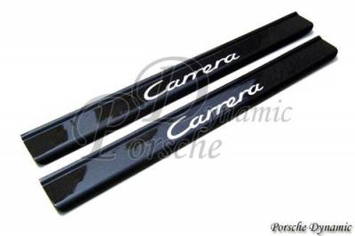 Custom - 996 Carrera Carbon Fiber Door Sills