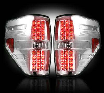 Recon - Ford F150 Recon LED Taillights