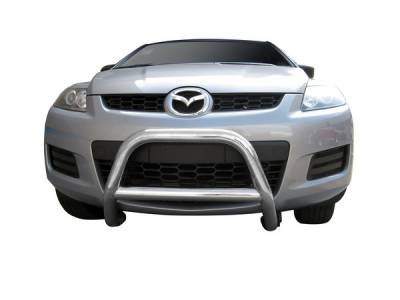 Aries - Mazda CX-7 Aries Sport Bar - Stainless Steel