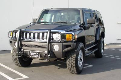 Aries - Hummer H3 Aries Grille Guard - 1PC