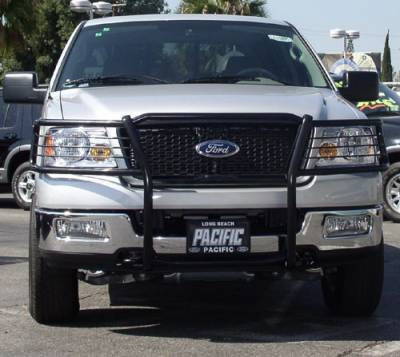 Aries - Lincoln Mark Aries Grille Guard - 1PC