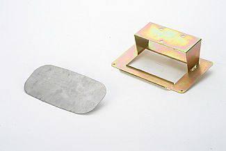 Street Scene - GMC Sierra Street Scene Tailgate Handle Relocator Kit - 950-61130