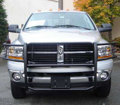 Aries - Dodge Ram Aries Grille Guard - 1PC