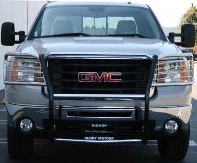 Aries - GMC Sierra Aries Grille Guard - 1PC