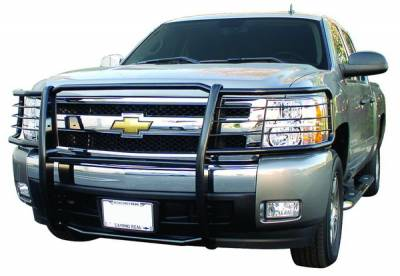 Aries - Chevrolet Silverado Aries Grille Guard - 1PC