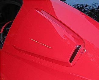 Street Scene - Ford Mustang Street Scene Generation 1 Side Window Ducts - 950-70773