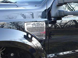 Street Scene - Ford F250 Street Scene Factory Fender Vent Grille Inserts - 950-78768