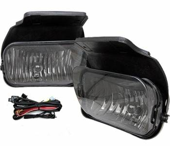 4CarOption - Chevrolet Silverado 4CarOption Fog Light Kit