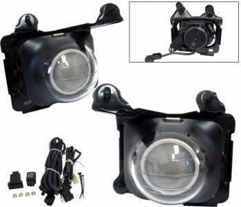 4CarOption - Toyota Solara 4CarOption Fog Light Kit