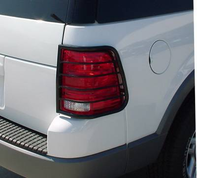 Aries - Ford Explorer Aries Taillight Guard Covers