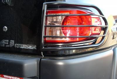 Aries - Toyota FJ Cruiser Aries Taillight Guard Covers