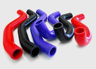 Agency Power - Scion tC Agency Power Silicon Radiator Hose with Clamps