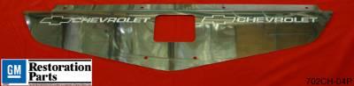 Undercover Innovations - Chevrolet Chevelle Undercover Innovations Bowties & Chevrolet Show Panel