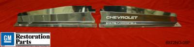 Undercover Innovations - Chevrolet Nova Undercover Innovations Chevrolet Show Panel