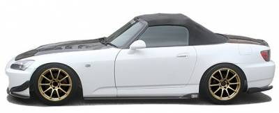 Chargespeed - Honda S2000 Chargespeed Bottom Line Side Skirts