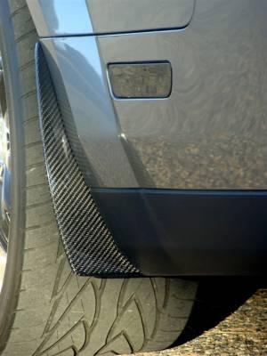 TruFiber - Ford Mustang TruFiber Carbon Fiber LG52 Splash Guard TC10024-LG52