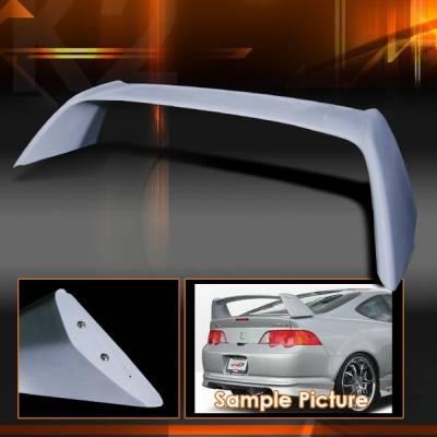 Custom Disco - Acura RSX Custom Disco JDM Type-R Spoiler - SPL-RSX02TR