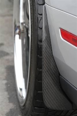 TruFiber - Ford Mustang TruFiber Carbon Fiber LG48 Splash Guard TC10025-LG48