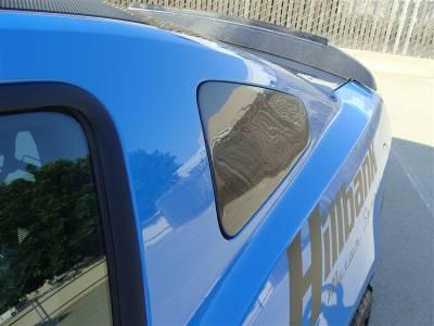TruFiber - Ford Mustang TruFiber Carbon Fiber LG53 Window Cover TC10025-LG53