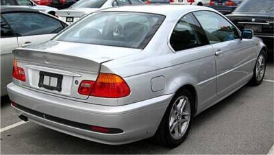 Custom - CSL Rear Ducktail Spoiler