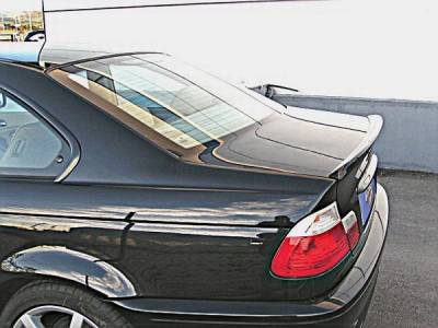 Custom - Ducktail Spoiler