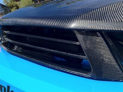 TruFiber - Ford Mustang TruFiber Carbon Fiber LG88 Bumper Grill TC10025-LG88