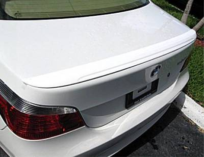 Custom - Rear Lip Spoiler