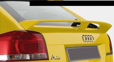 Custom - Sport Trunk Spoiler