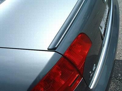 Custom - Rear Custom Lip Spoiler