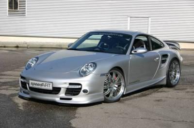 SpeedArt - Porsche 997 Turbo SAR Aero Kit