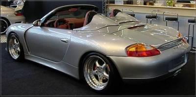 Custom - TA style rear Wing Spoiler