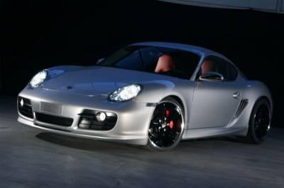 Tech Art - Porsche Cayman Aero Kit by TechArt
