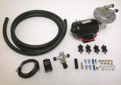 SSBC - SSBC Electric Vacuum Pump Kit - 28146