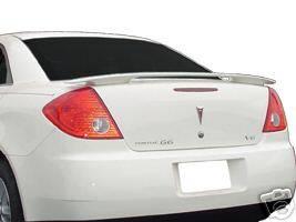 Custom - 4DR Pont G6 Custom Style Spoiler