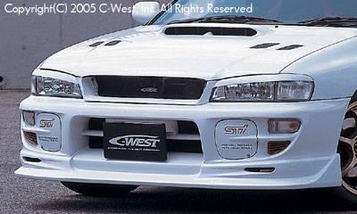 C-West - Front Half Spoiler